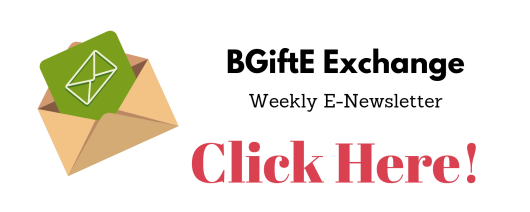 BGiftE Exchange Newsletter